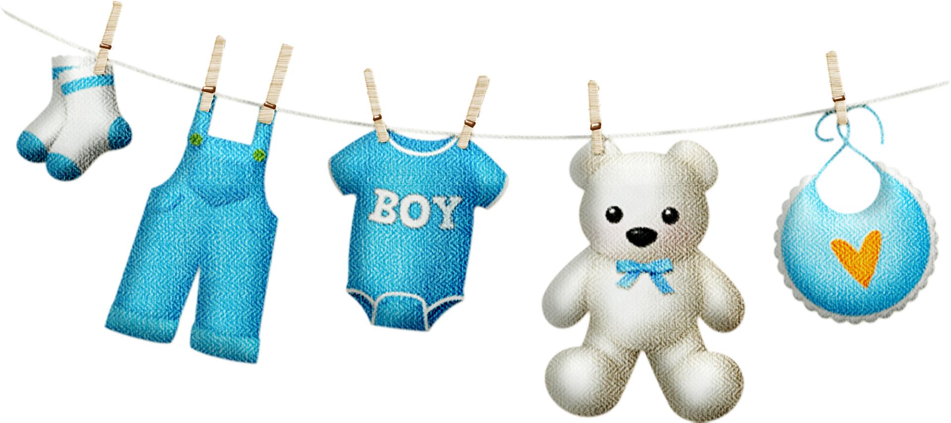 Quiz o ubraniach dla małych dzieci