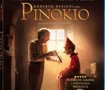 Pinokio – pełna przygód, mądrości i humoru najnowsza ekranizacja już na DVD i Blu-Ray