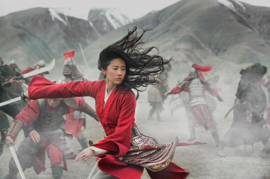 Mulan – premiera Blu-ray i DVD