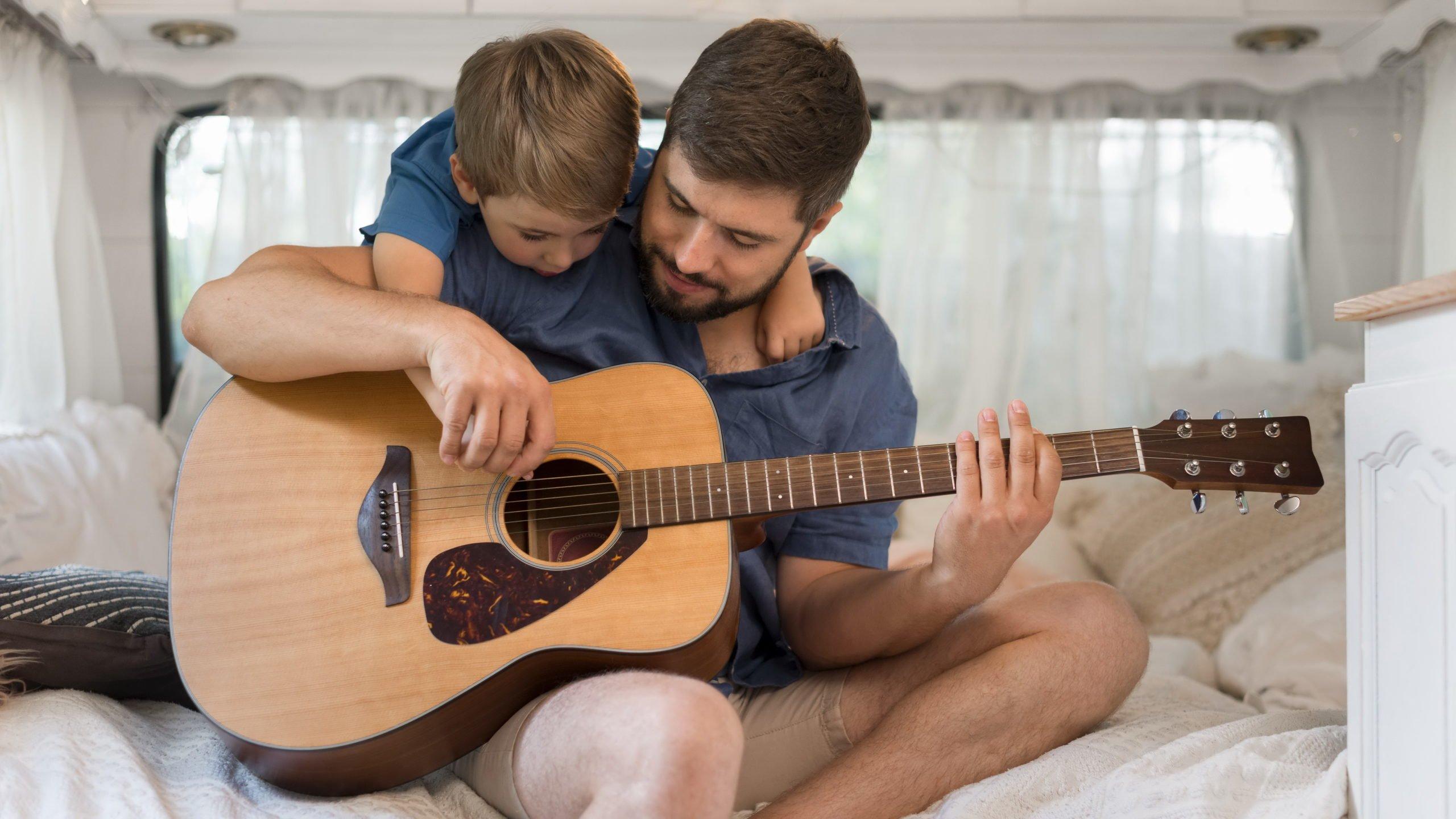 Piosenka na Dzień Taty rockowa piosenka o tacie, tekst i melodia