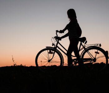 Pajączek na rowerze - quiz