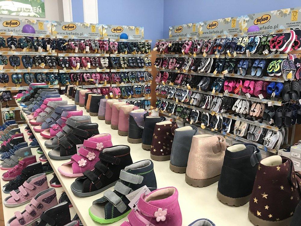 Buty ortopedyczne dla dzieci – wyjątkowe i na każdą okazję