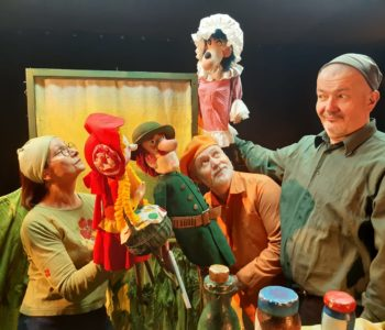 Czerwony Kapturek – premiera spektaklu
