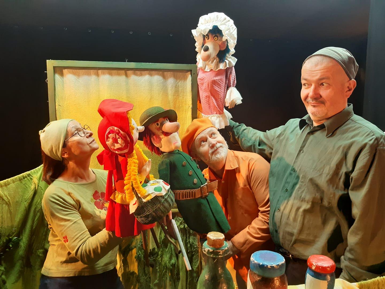 Czerwony Kapturek - premiera spektaklu