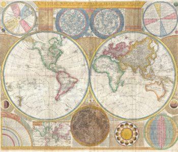 Mapa świata - quiz