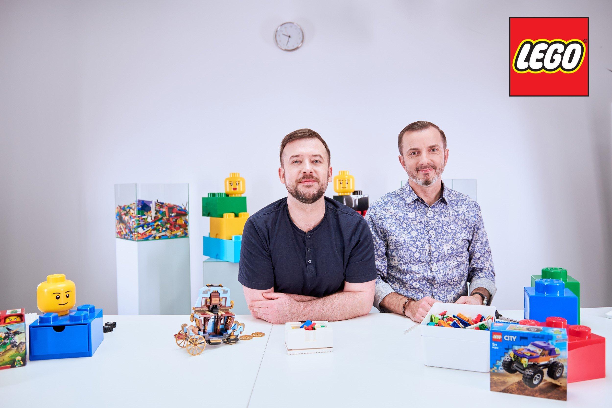 Ferie z LEGO - rusza projekt Mistrzowie Budowania!