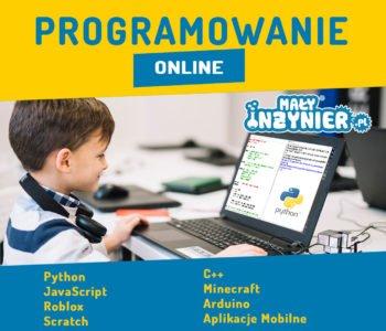 Kursy Programowania ONLINE - nowe terminy