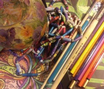 Plastyczne wariacje on-line – warsztaty dla dzieci
