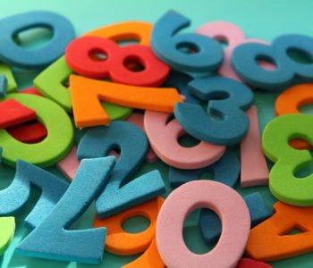 Quiz cyfry liczby testy dla przedszkolaków