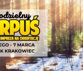 Samodzielny Harpuś – Dzielnicowa impreza na orientację: Krakowiec