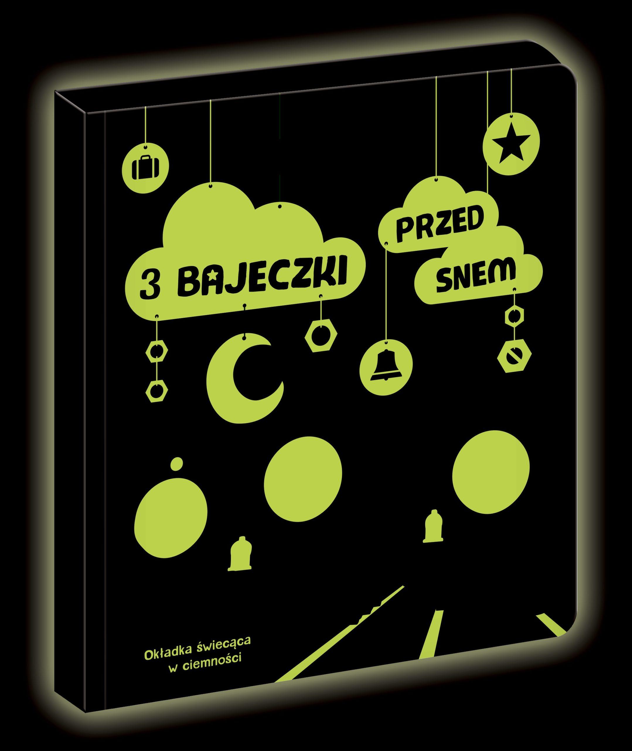 3 bajeczki przed snem - książeczki dla maluszka