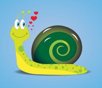 Szczęście ślimaka