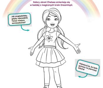 Chelsea – Barbie Dreamtopia POLSAT JimJam