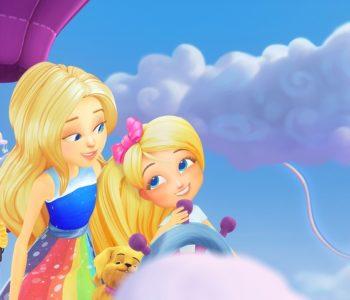 Uwielbiana przez dzieci seria-Barbie Dreamtopia już w POLSAT JimJam! Codziennie o 7:03 i 18:56 (także w marcu)