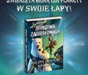 Bractwo Zagrożonych - wciągająca powieść dla młodych czytelników