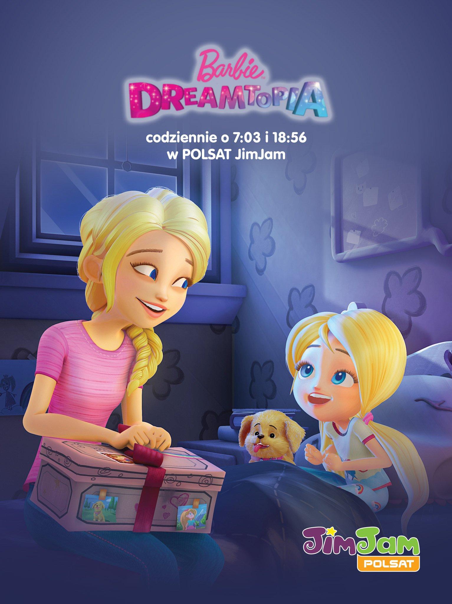 Barbie – seria Dreamtopia