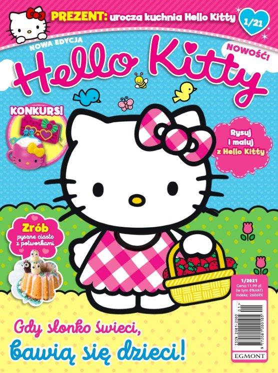 Hello Kitty - nowy dwumiesięcznik