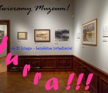 Muzeum w Gliwicach znów czynne, do 21 lutego - bezpłatne zwiedzanie!