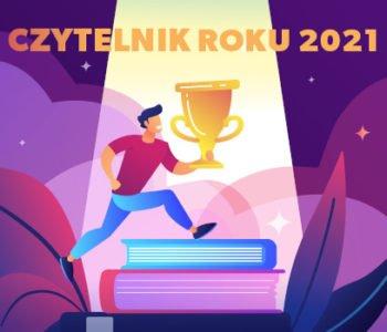 Zostań Czytelnikiem Roku! Biblioteka Kraków zaprasza