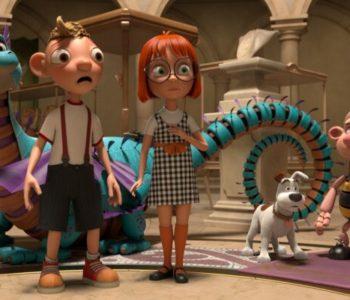 Mała Kika – filmowe spotkania dla dzieci. Magiczne muzeum