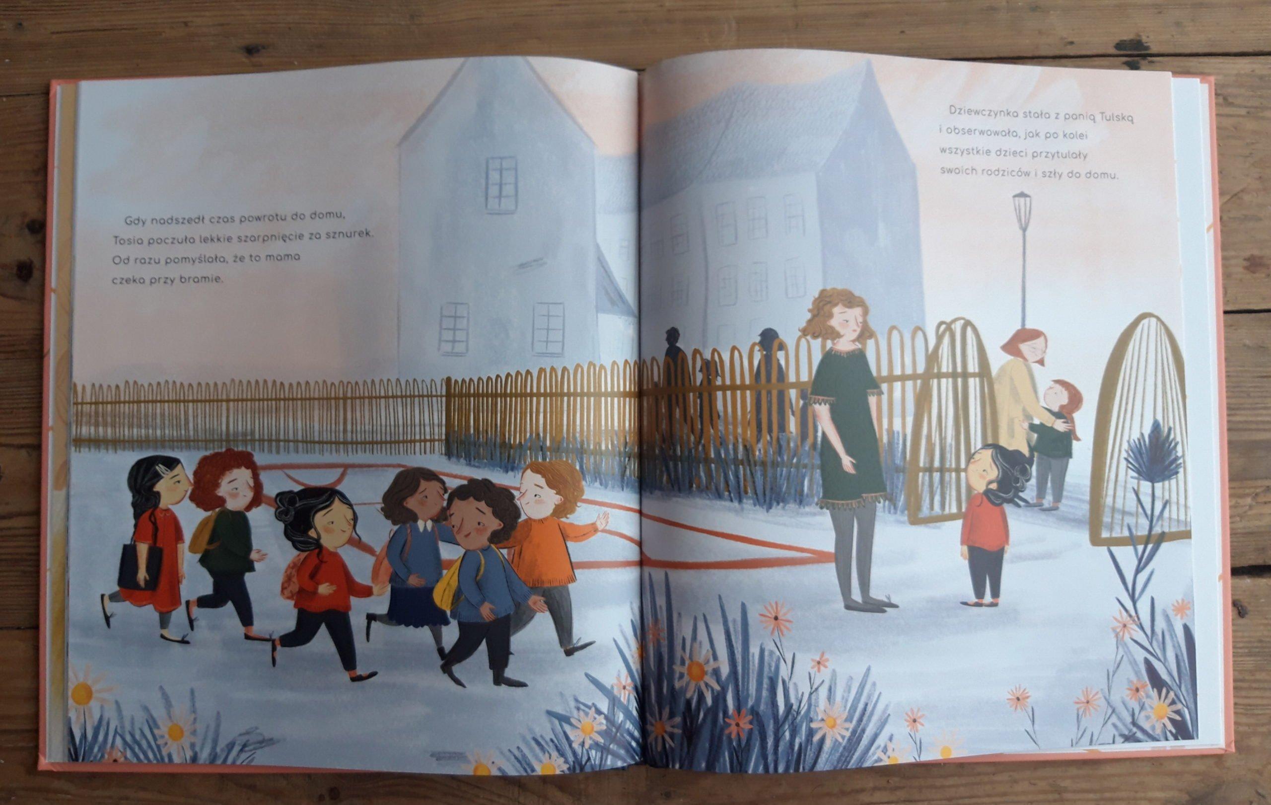 Miłość, recenzja książki dla dzieci