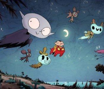 Mała Kika – filmowe spotkania dla dzieci.  Mój przyjaciel Wampir