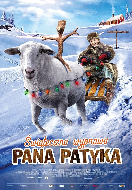 Kinowy podwieczorek dla całej rodziny: Świąteczna wyprawa Pana Patyka. Gliwice