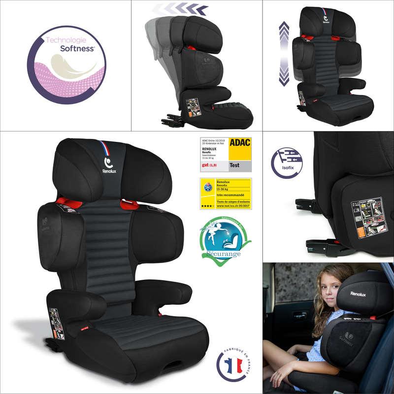Dlaczego technologia produkcji fotelików samochodowych marki Renolux jest tak istotna?