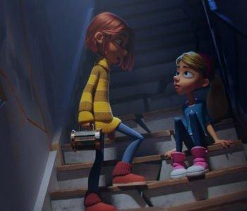 Mała Kika – filmowe spotkania dla dzieci.  Skąd się biorą sny