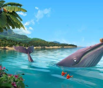 Dziecięcy Salonik Filmowy: Ślimak i wieloryb. Gliwice
