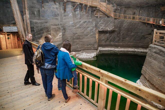 Odkrywanie Solilandii, czyli bajkowa wycieczka do Kopalni Soli Wieliczka