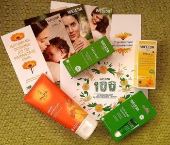 Konkurs z naturalnymi kosmetykami weledy dla dzieci i rodziców