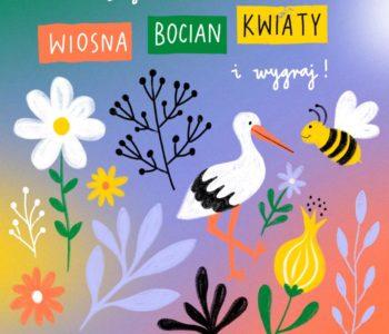 Konkurs poetycki: Pisanie wierszy na wiosny dzień pierwszy