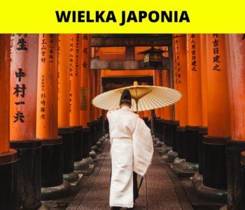 Wielka Japonia – poznaj kraj Kwitnącej Wiśni! Warsztaty dla dzieci