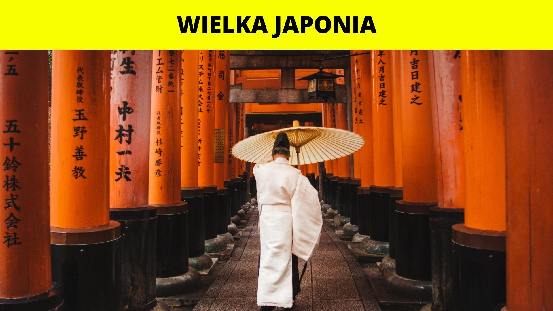 Wielka Japonia - poznaj kraj Kwitnącej Wiśni! Warsztaty dla dzieci