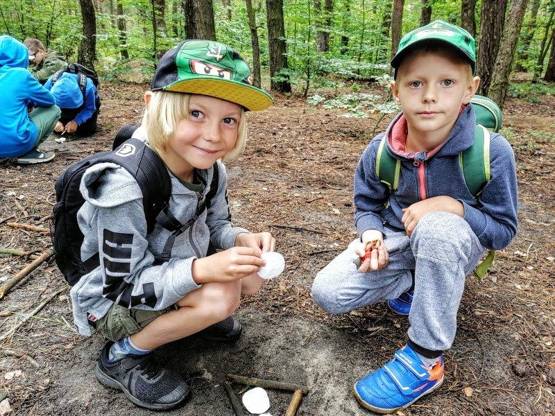 Leśna Akademia – Jura. Zapisy na obóz dla dzieci