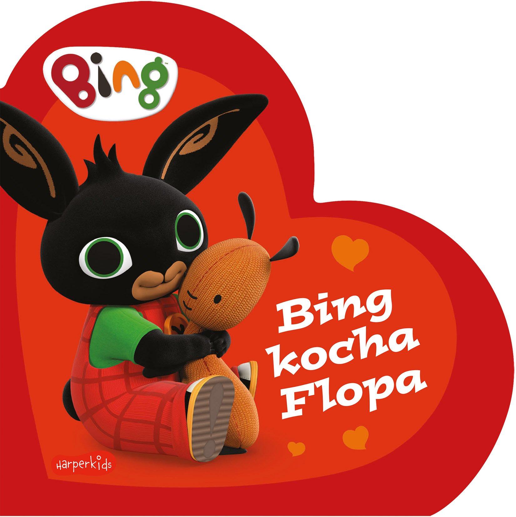 Bing. Książeczki kartonowe dla dzieci