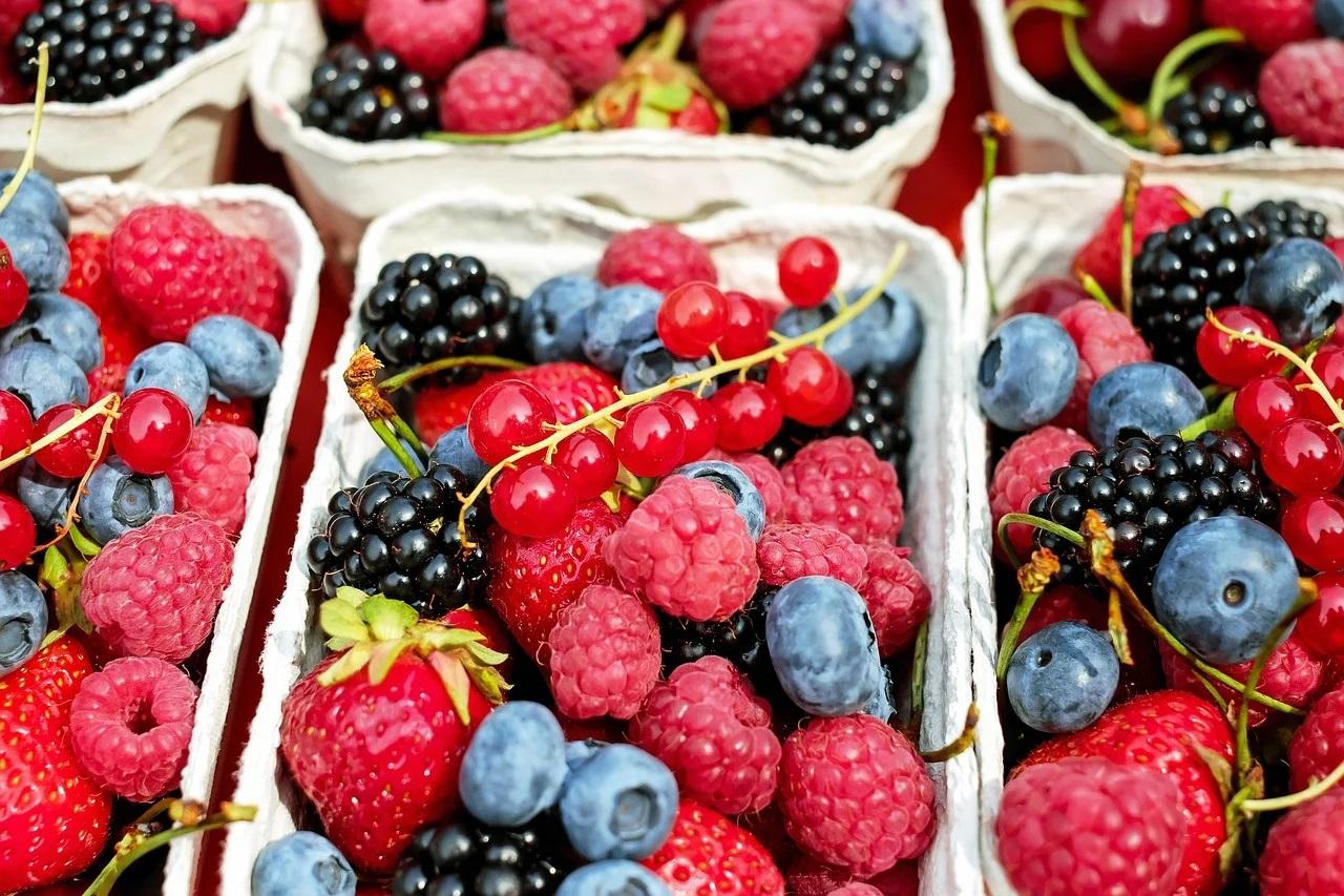 Fruits - owoce - quiz z angielskiego