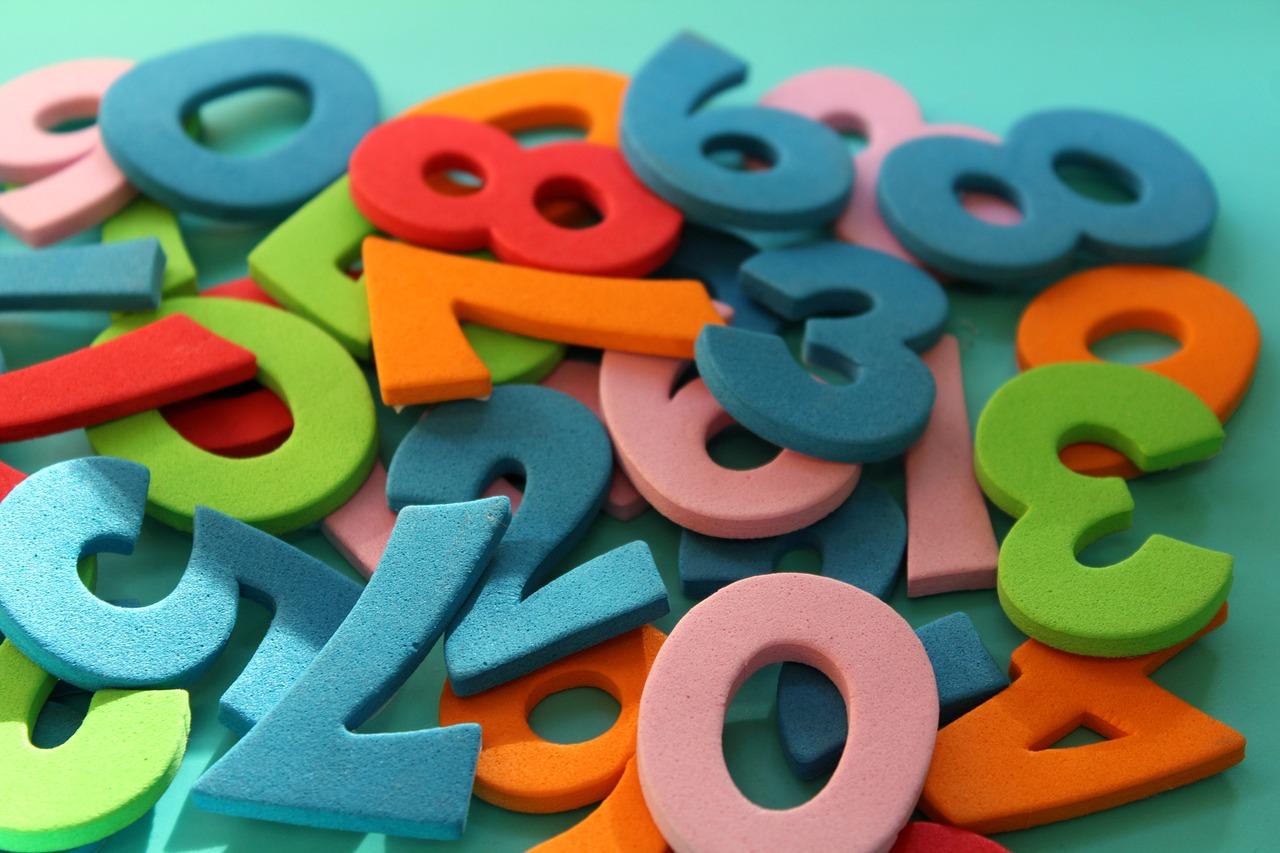 Numbers - liczby - quiz z angielskiego