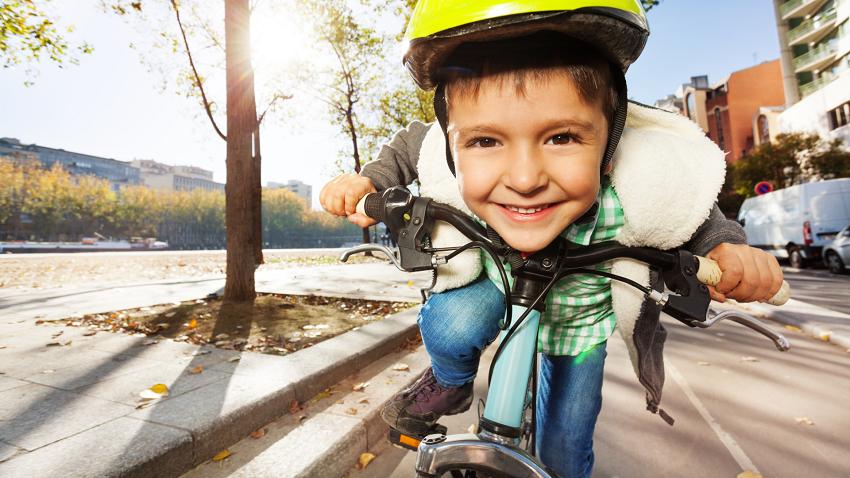 Kupujemy rower dziecięcy — jak dobrać rower dla dziecka?