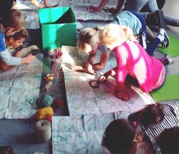 Warsztaty dla szkół, przedszkoli i grup w ramach wystawy Ziemia (P)oddana
