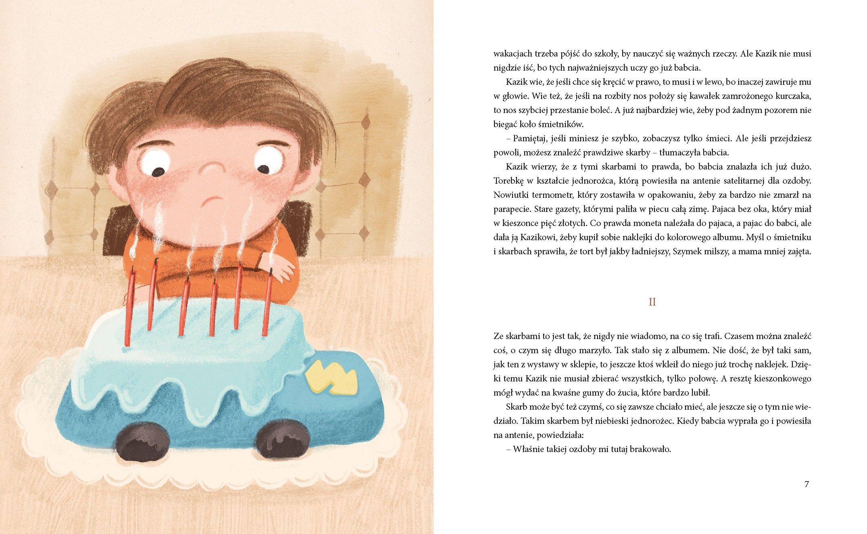O Kaziku i misiu Słoniku - książka dla dzieci o ponadczasowej przyjaźni