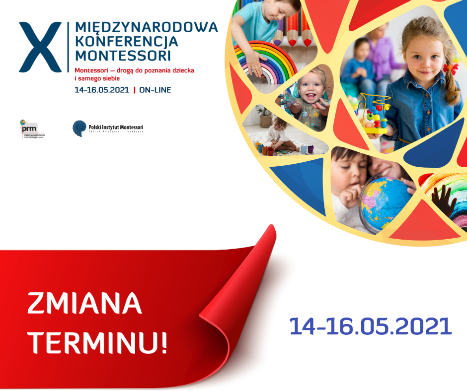 Konferencja montessori 2021