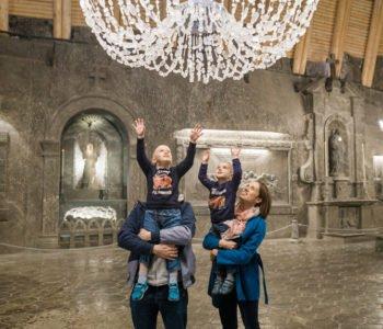 Bajkowa wycieczka dla dzieci. Zapraszamy do Kopalni Soli Wieliczka