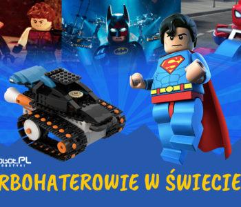 Półkolonie: Superbohater w świecie LEGO i robotów