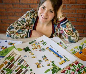 Rysowanie i bazgrolenie z Marysią Dek – warsztaty dla dzieci
