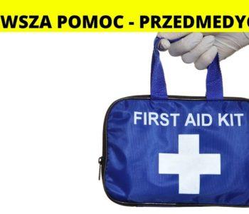 Pierwsza pomoc – przedmedyczna. Warsztaty dla dzieci