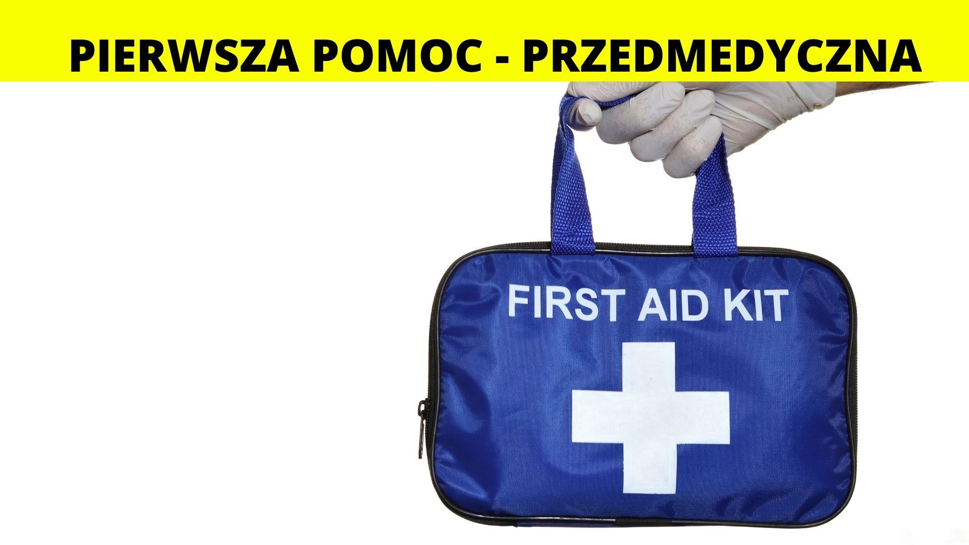 Pierwsza pomoc - przedmedyczna. Warsztaty dla dzieci