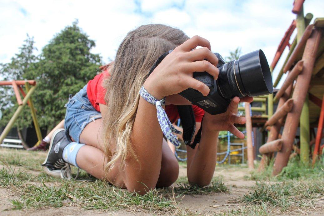 Pierwsze kroki z fotografią. Wakacje dla dzieci. Zapisy!