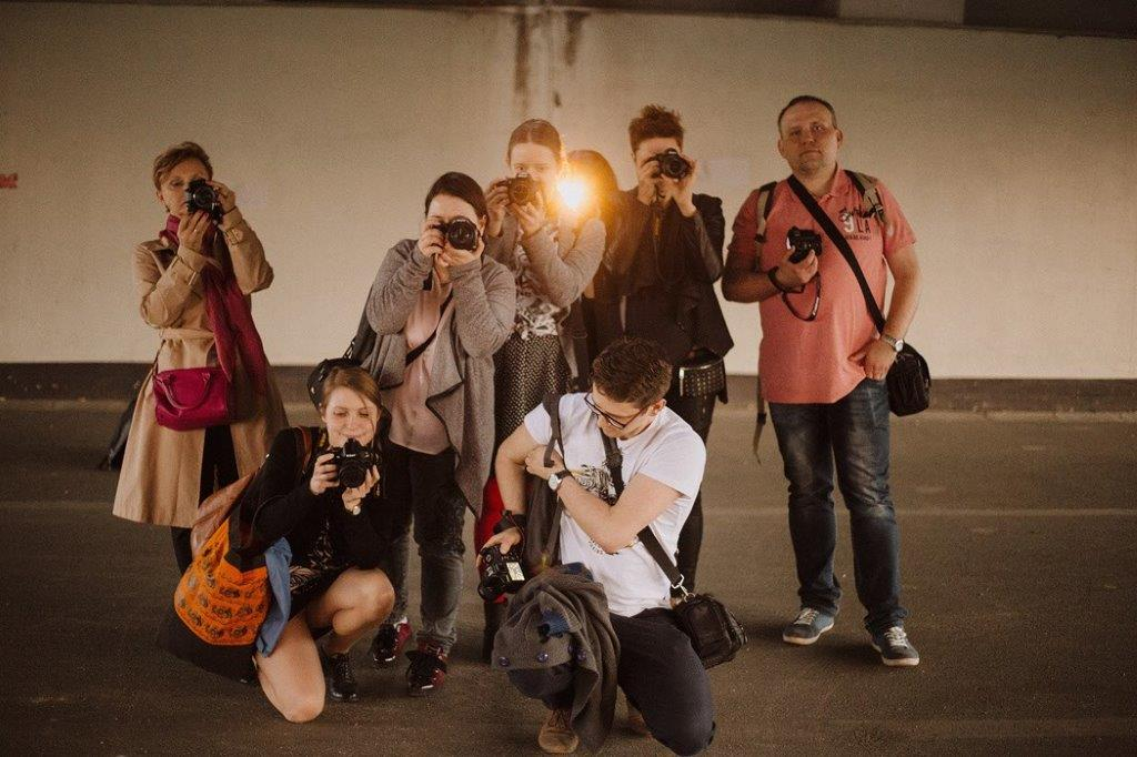 Proste kadry - kurs fotograficzny dla dorosłych